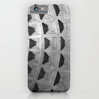 iPhone & iPod Case featuring Squares #1 by Alexis Kadonsky