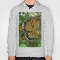 Butterfly mirror Hoody