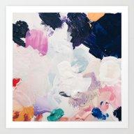 Rue Art Print