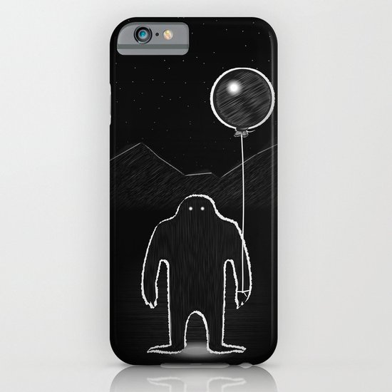 Monster 1 iPhone & iPod Case