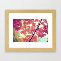 Beautiful Fall Framed Art Print