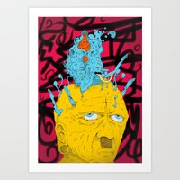 That Guy....... Art Print