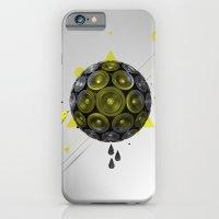 iPhone & iPod Case featuring YELLOW by Carolina Nino