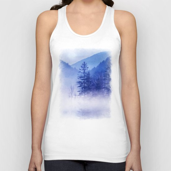 mystic sunrise II Unisex Tank Top