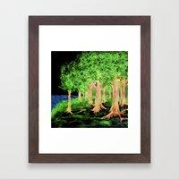 Dream For Rest Framed Art Print