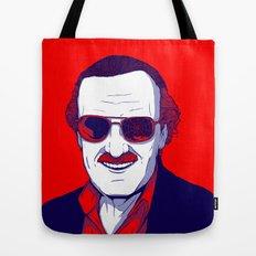 Stan Lee / Excelsior Tote Bag