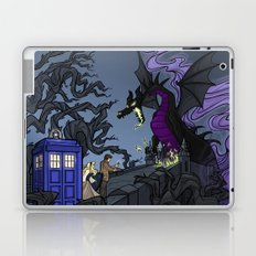 And Now You Will Deal with ME, O' Doctor Laptop & iPad Skin