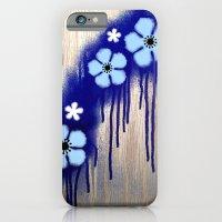 Deep Sea Blues iPhone 6 Slim Case