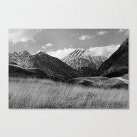 The Ice Cream Mountain Canvas Print