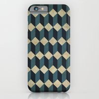 iPhone Cases featuring Pattern no. 1 by Chris Viel