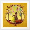 beardance Art Print