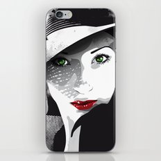 The Hat iPhone & iPod Skin