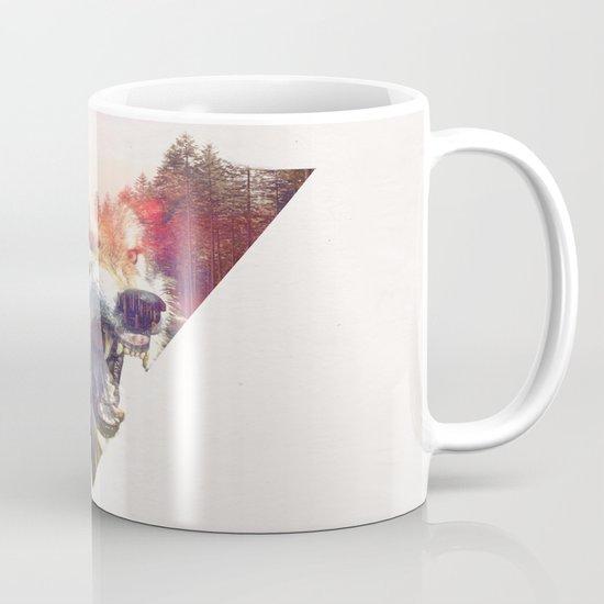 daylight moon Mug