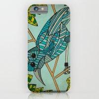 iPhone & iPod Case featuring Blue Bird by Matt Jeffs