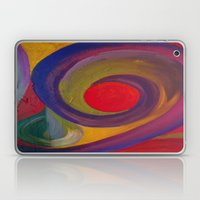 Swirlie Laptop & iPad Skin