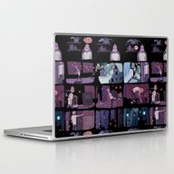 Bad Person Laptop & iPad Skin