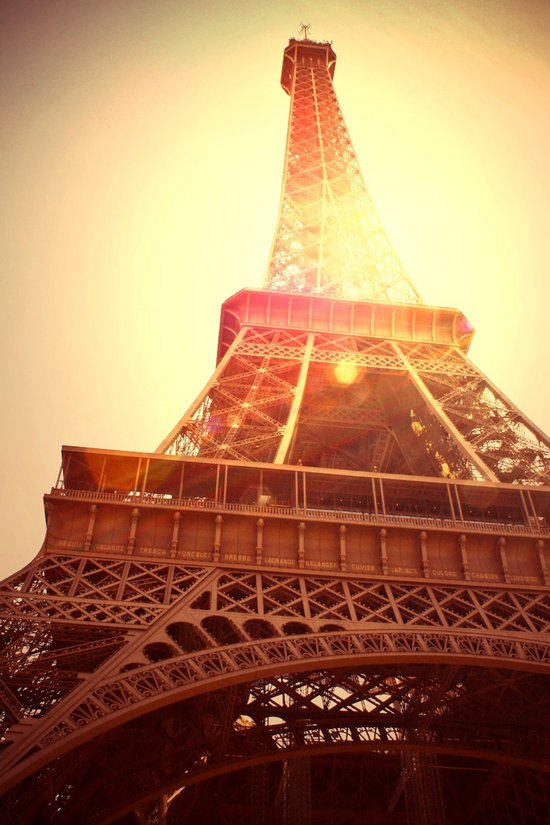 Eiffel Tower II Art Print