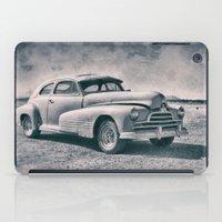 Pontiac At Sonoita iPad Case
