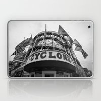Coney Island Cyclone Laptop & iPad Skin