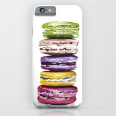 Macarons iPhone 6 Slim Case