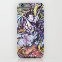 iPhone & iPod Case featuring LOVE by HABBENINK
