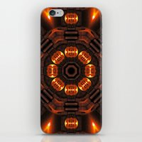 The Time Portal Of Histo… iPhone & iPod Skin