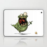 Slimer and his Peep Laptop & iPad Skin