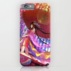 Niji Karakasa (Rainbow Umbrella) Slim Case iPhone 6s