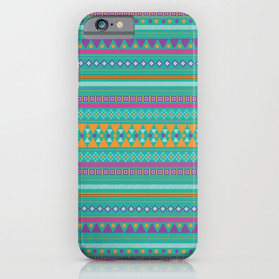 Tribal Party iPhone & iPod Case