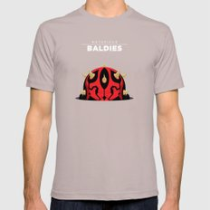 Darth Maul Mens Fitted Tee Cinder SMALL
