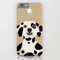 Dálmata iPhone 6 Slim Case
