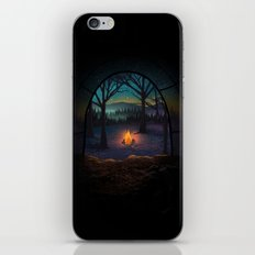 Bonfire iPhone & iPod Skin