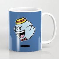Super Cereal Ghost Mug