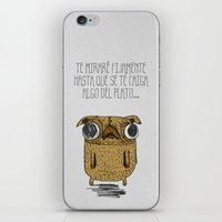 Pug! iPhone & iPod Skin