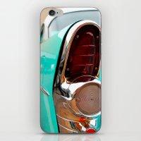 Fins iPhone & iPod Skin