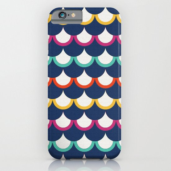 Retro Scales iPhone & iPod Case