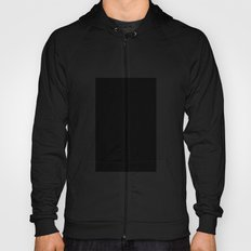 Black #1 (Black) Hoody