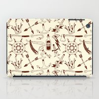 I love tattoo iPad Case