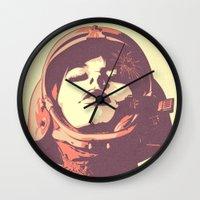 S. O. Wall Clock