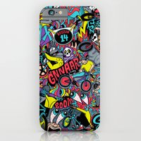 iPhone & iPod Case featuring BMXXXXX by Chris Piascik