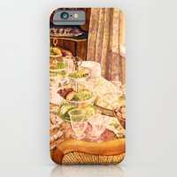 There Was A Party iPhone 6 Slim Case