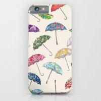 Umbrella & umbrellas iPhone 6 Slim Case