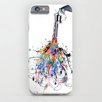 iPhone & iPod Case featuring rainbowGUN by Gabriele Omar Lakhal