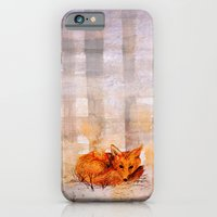 iPhone & iPod Case featuring foggy day by Marianna Tankelevich