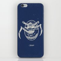 God Save The Thing iPhone & iPod Skin