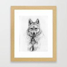 Charlatan Framed Art Print