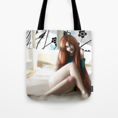 Angela´s Wait Tote Bag
