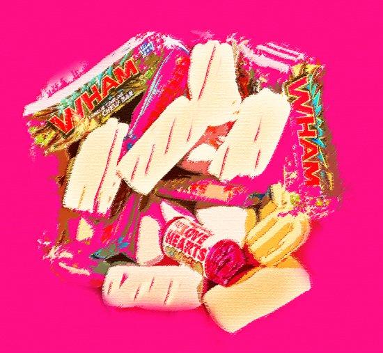 Mmmm sweets Art Print