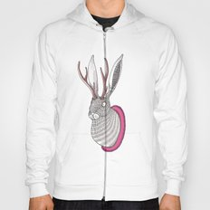 Deer Rabbit Hoody