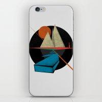 Mountain & Stars iPhone & iPod Skin